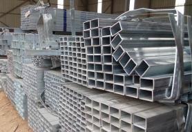 明胜钢构各类钢材:圆钢、角钢、钢板、矩形钢等