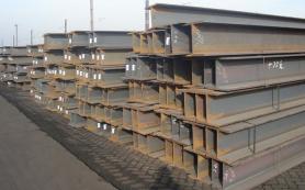 泸州H型钢的焊接与矫正